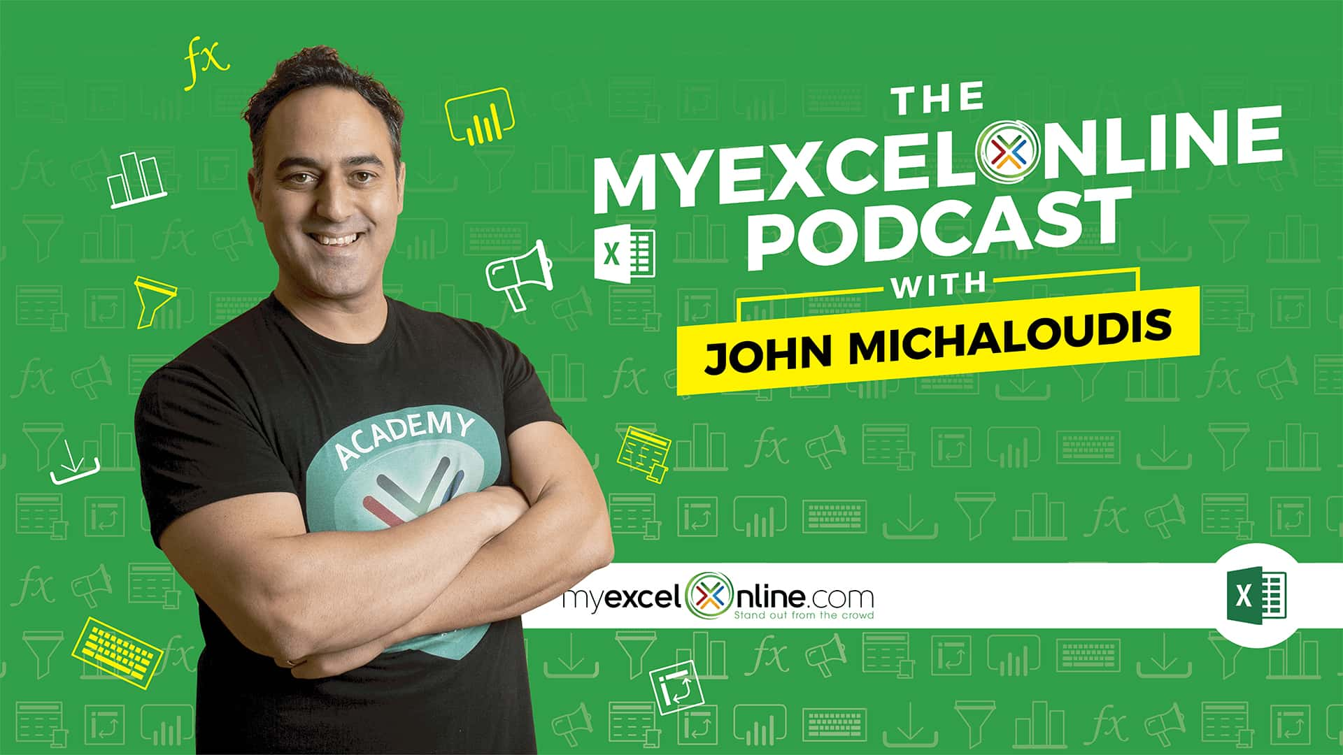MyExcelOnline Podcasts