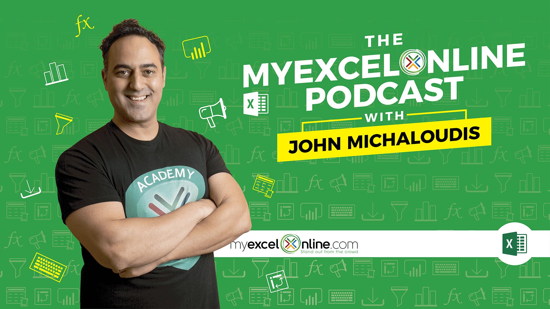 MyExcelOnline Podcasts