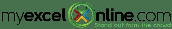 MyExcelOnline Logo