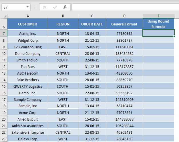 Excel Custom Number Format Millions and Thousands | MyExcelOnline