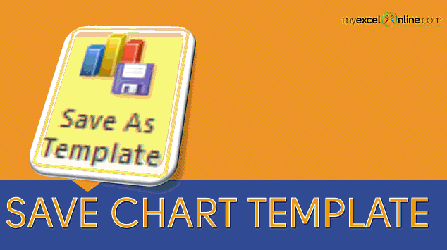 Save A Chart Template