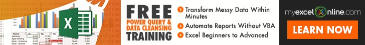 Top 10 Excel Productivity Tips | MyExcelOnline