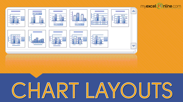 Excel Chart Layouts
