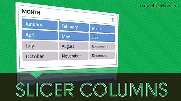 Add Columns to Pivot Table Slicer Buttons