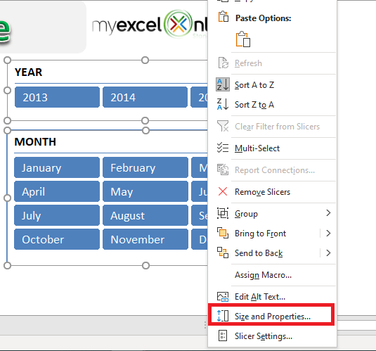 How to Lock the Excel Pivot Table | A Detailed Tutorial | MyExcelOnline