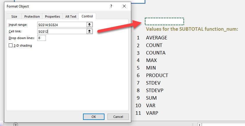 Summarize Data With Dynamic Subtotals | MyExcelOnline