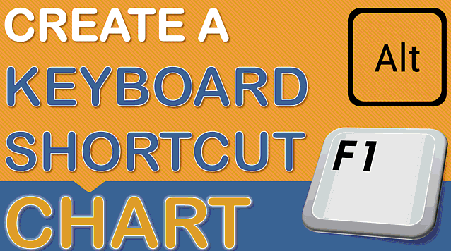 Create A Quick Excel Chart With ALT+F1