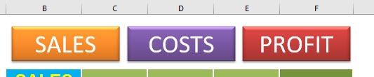 Excel Hyperlinks: Buttons | MyExcelOnline
