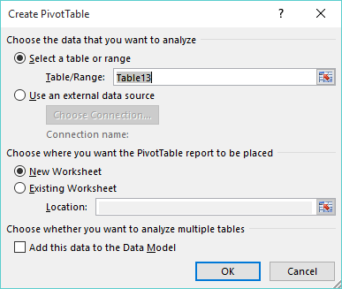 Show the difference from previous years with excel pivot tables pivot ccuart Choice Image