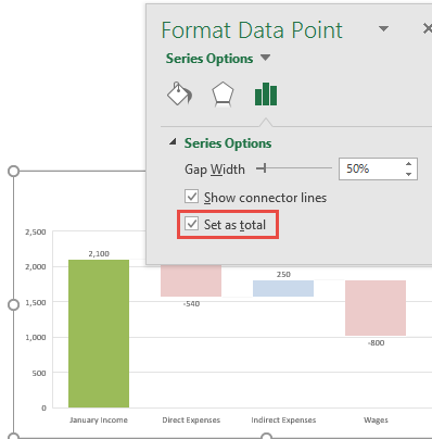 format data point 1