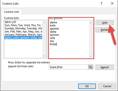 Custom List 08