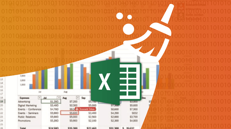 010: Excel Power Query (Get & Transform) & Data Cleansing