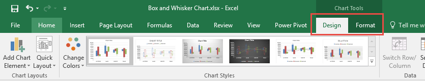 Box and Whisker Chart 06