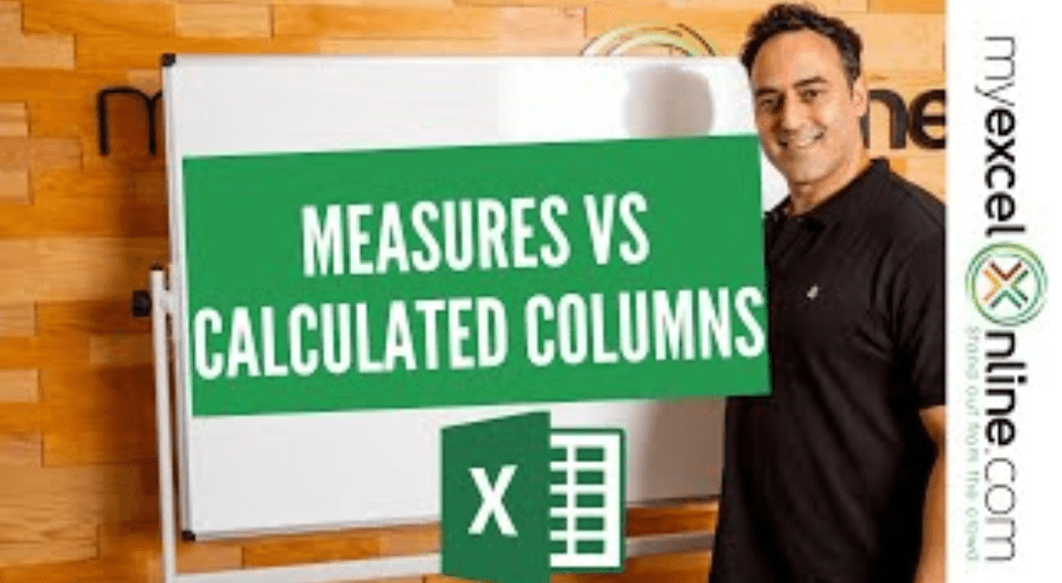 Using Measures in Power Pivot