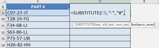Substitute 04