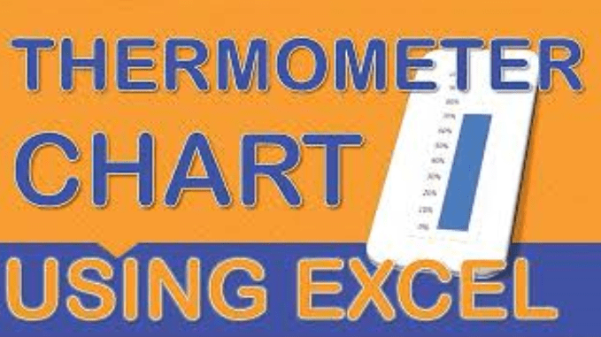 Thermometer Excel Chart