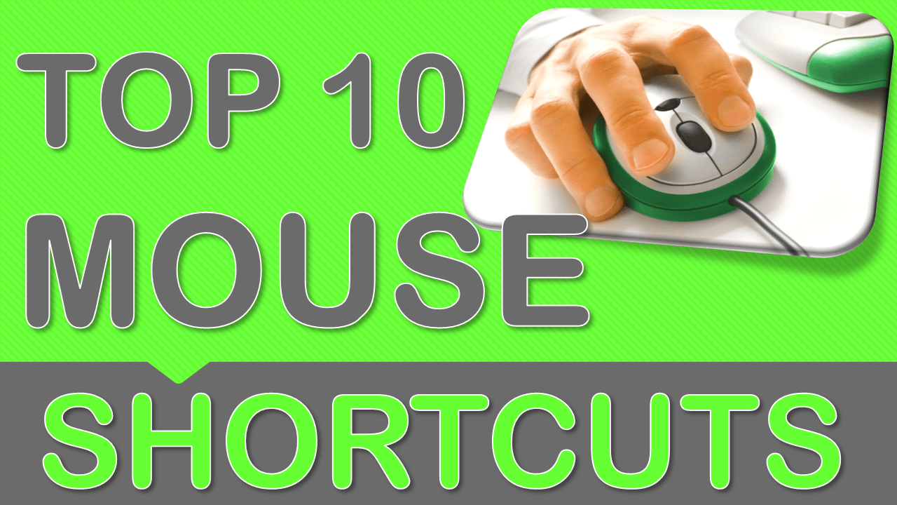 Top 10 Excel Double Click Mouse Tricks | Free Microsoft Excel Tutorials