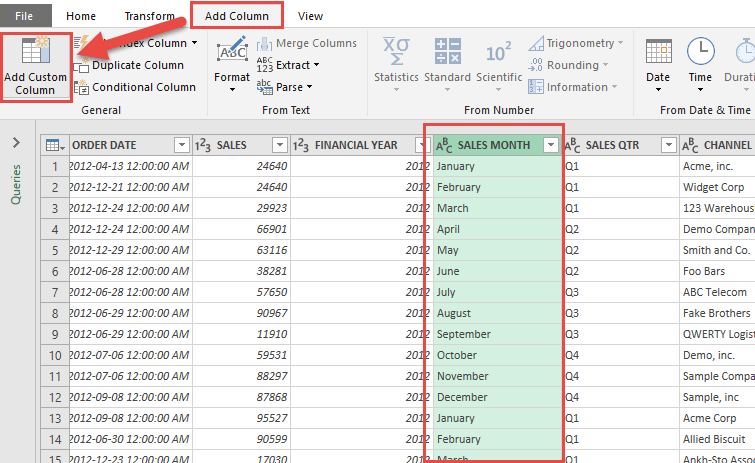 Replicating Excel's LEFT Function with M in Power Query | MyExcelOnline
