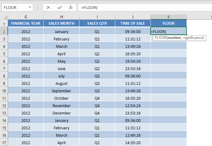 2 Quick Ways to Group Time in Excel Pivot Tables | MyExcelOnline