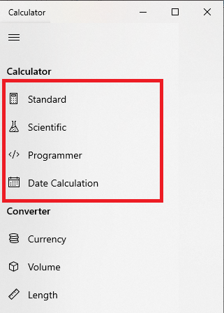calculator in excel