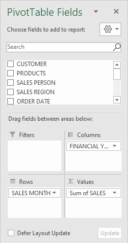 Sort Largest to Smallest Grand Totals With Excel Pivot Tables | MyExcelOnline