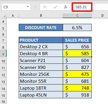 3 Quick Ways to Remove Formulas in Excel | MyExcelOnline
