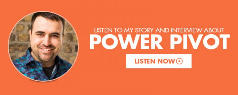 [Excel Podcast] Excel Power Pivot With Rob Collie from PowerPivotPro | MyExcelOnline