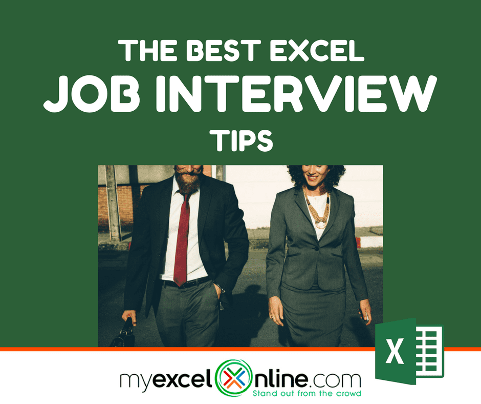 How To Prepare For An Excel Assessment Test For A Job Interview