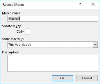 How to Use Macro Recorder in Excel