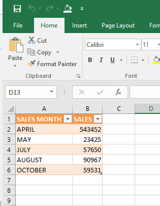 Remove Rows Using Power Query