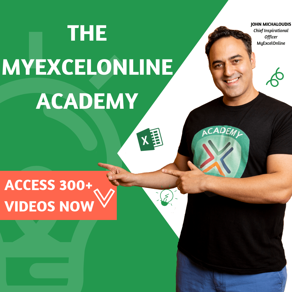Microsoft Excel Online Course Training