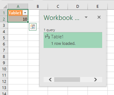 Count Rows in Power Query