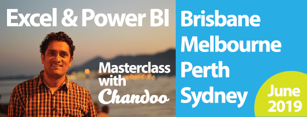024: Excel Power BI with Chandoo from Chandoo.org | MyExcelOnline