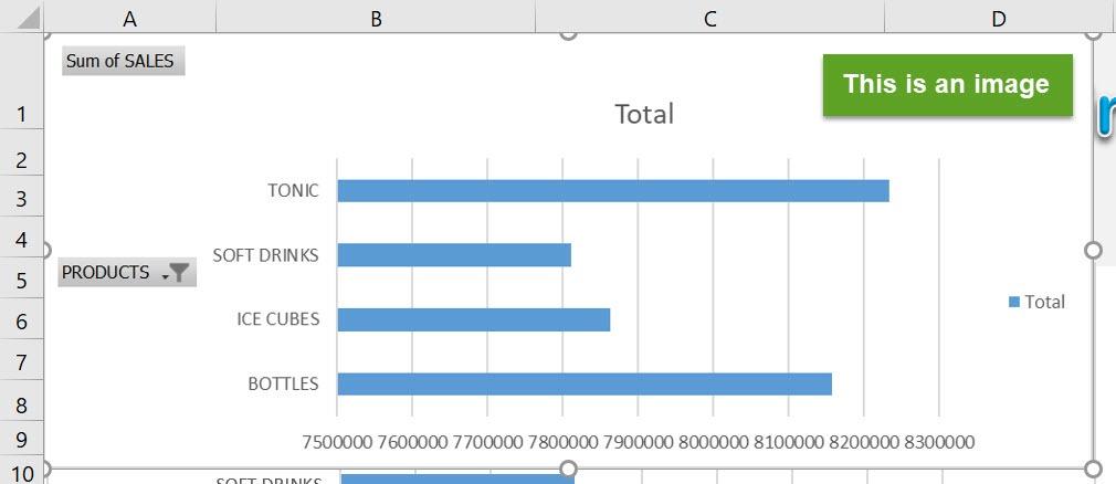 Convert Chart into Image Using Macros In Excel | MyExcelOnline