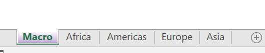 Delete Blank Worksheets Using Macros In Excel | MyExcelOnline