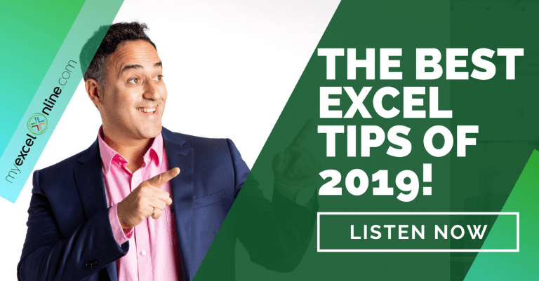 The Best Microsoft Excel Tips & Tricks in 2019!