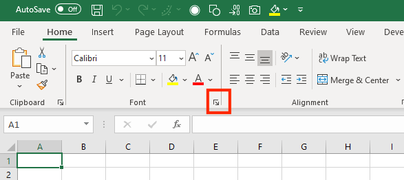 arrow in excel group