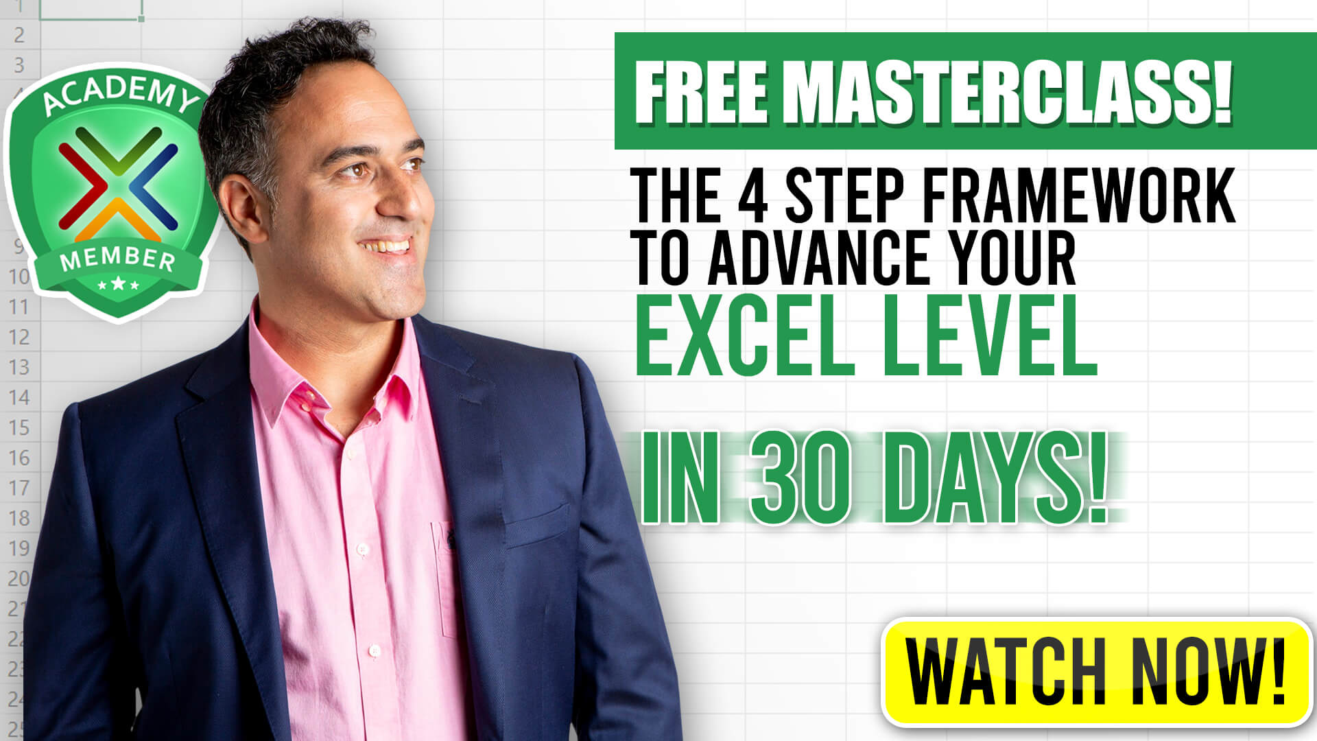 Microsoft Excel Training | Free Excel Online Training Courses | MyExcelOnline