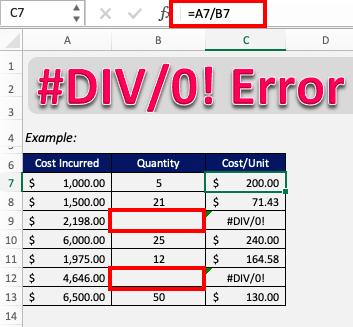 #DIV/0!