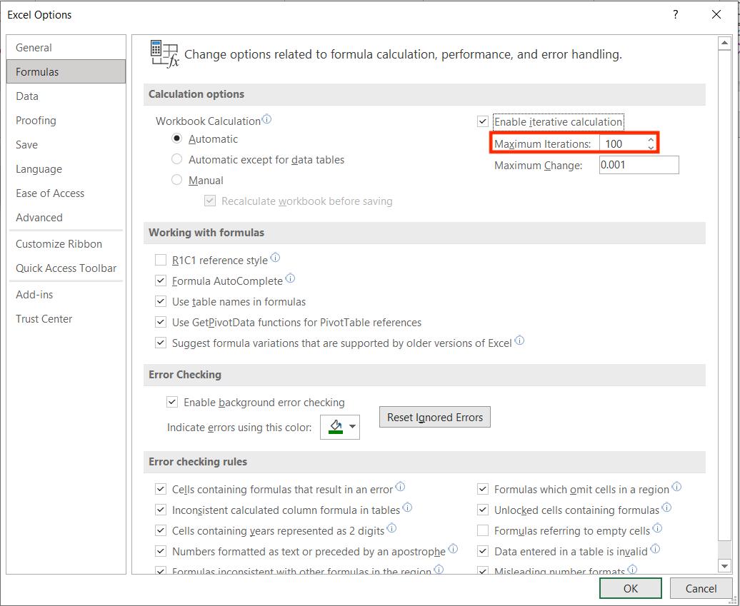 #NUM error in Excel | MyExcelOnline